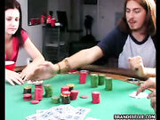 Fucking and Sucking with poker