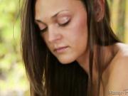 Hot brunette masseuses blows