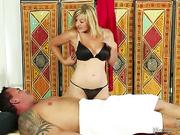 Ashden Pleases Her Client