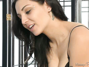 Aimee Black Hot Blowjob