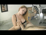 teen tasha make cock cum at cum blast city