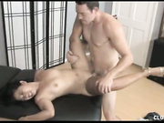 Asian Lucky Starr Handjob from Club tug