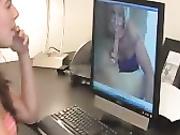 Teenager Wants to Jerk Billys Huge Cock at clubtug