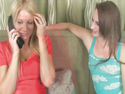 Audrey Lords and Christina Skyee handjob