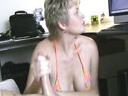 hot wife tracy sucks billys cock