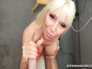 Naughty Kasey Storm pays for facial cumshot