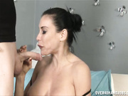 Johnny has a huge cumload for Sheila Marie