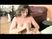 Milf Margo Sullivan wants to jerk off