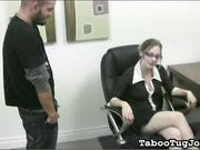 Boss Foot Job