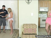 Stroking the Mail Man