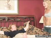 Stepmom Boyfriend Revenge