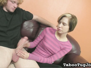 Double Hand Wanking off