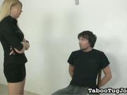 Taking a Criminal's Cum