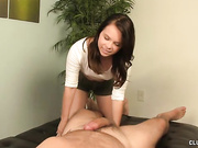 Jennifer Bliss Loves Handjobs