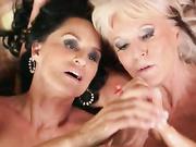 Rita Daniels & Sally D'angelo Have A Ho-down!