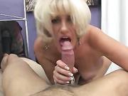Desires New Hobby: Sucking Cock On-camera!
