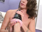 Mimi, The Fleshlight Pussy Pink Lady And You