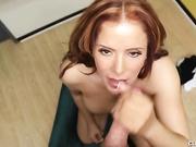Cock Massage Mom