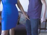 Tit Fucking Mrs. Fisher