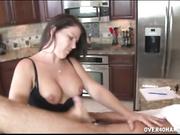 Sadie Michaels handjobs