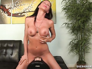 Strokin with Sex Toys 2