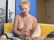 Aunt Tracy Milks Billy