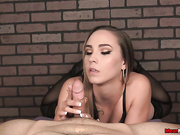 Cock Massage and Ruined Orgasm