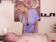 Alexis Fawz Post Orgasm Torture