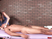 Dava Foxx Ruined Orgasm and CBT