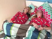 Sleeping Angels Punished