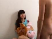 Candy teen wants pervert pleasure
