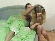 Angry daughter was drilled