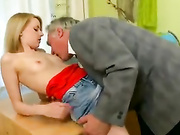 Passion to blonde daughter