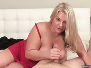 Spurting with Step Mom