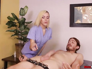 Kimberly Moss: Embarrassing Ruined Orgasm