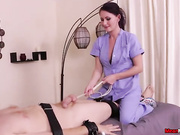 Painful Teasing with Torture -2