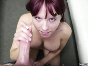 Amber Chase Cum Treatment - 2