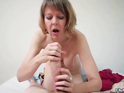 MILF Cockhead Edging POV