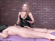 Allura Skye: Mistress May I Cum?