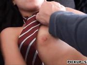 Schoolgirl Tricia Teen fucked