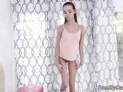 Russian teen creampie