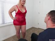 Selah Rain: My Step Son Sucks