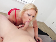 Selah Rain: My Step Son Sucks