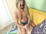 Perverted step-mom Chrissy