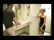 Teen Ericka catches William