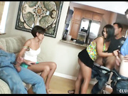 Swinger Handjob Party from Clubtug