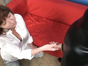 MILF Dee loves jerking off