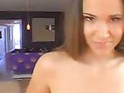 Come and watch Cristrina's tight pussy