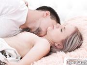 Demure Teen Herda Wisky Yields Her Young Body to Her Amorous