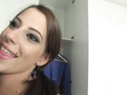 Latina Hottie Sucks For Cash